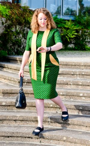 01-okavee-green-dress-yellow-highlights-seshweshwe