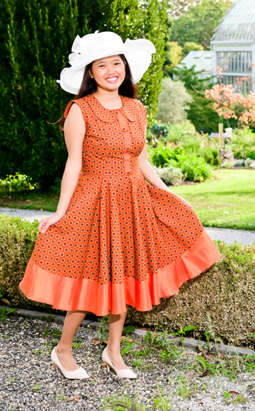 02-okavee-orange-vintage-dress-seshweshwe