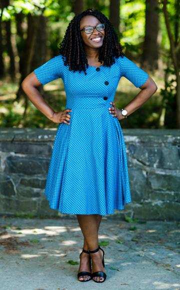 04-okavee-blue-flared-dress-seshweshwe