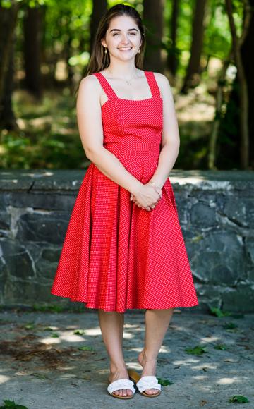 11-okavee-red-white-flared-shoulder-dress-seshweshwe