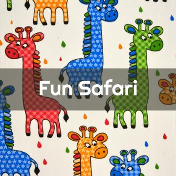 Fun Safari materials